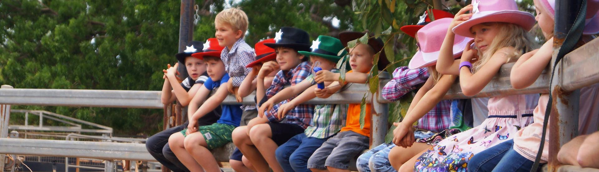 School Visit to Katherine Outback Experience
