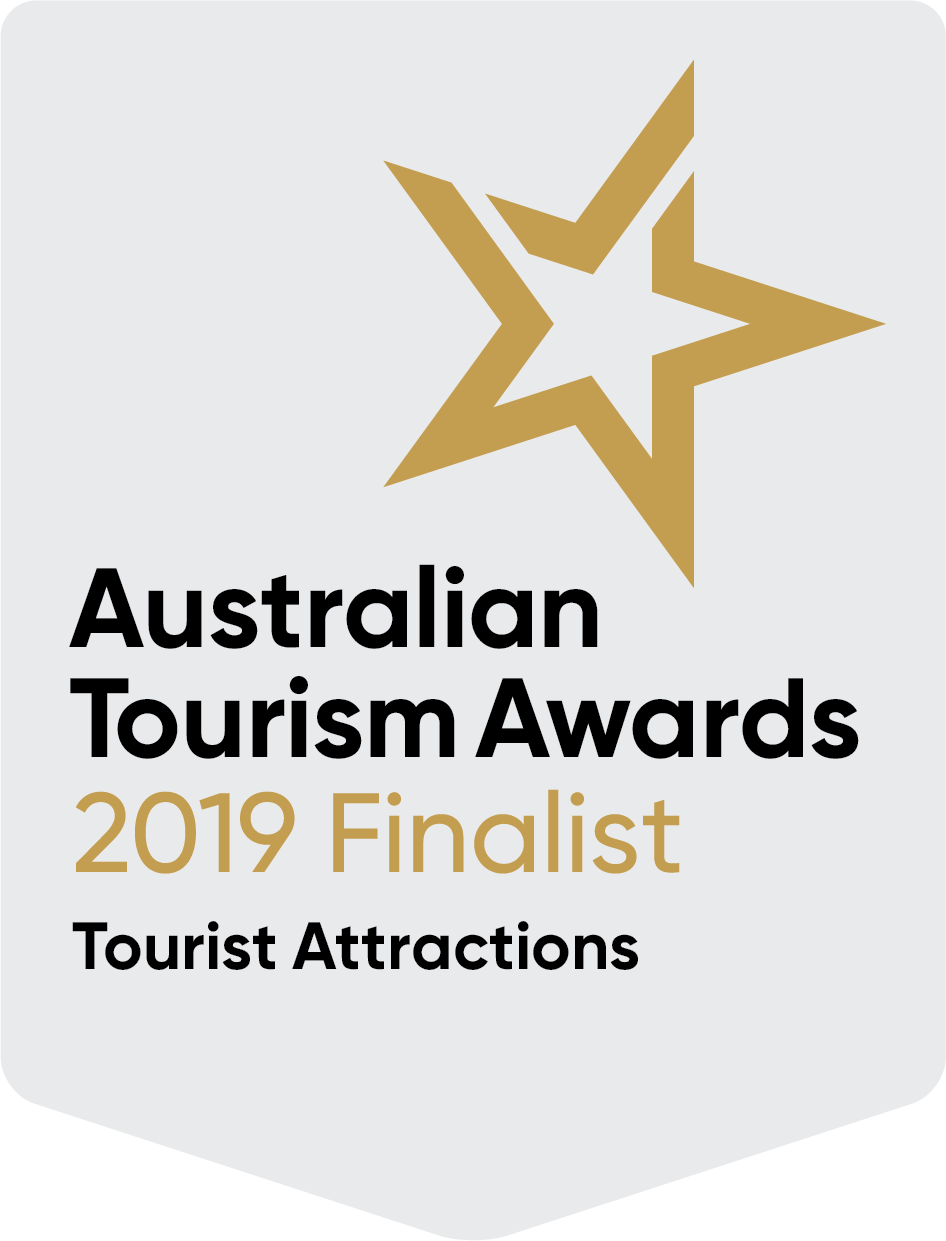 Australian Tourism Awards 2019 Finalist