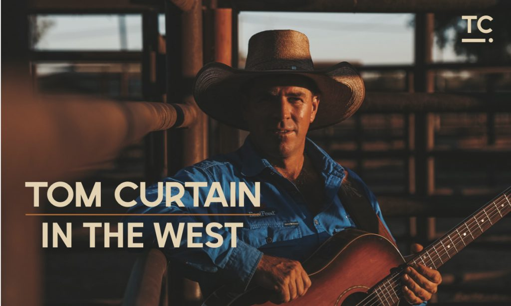 In The West by Tom Curtain